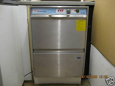 LAMBER NEWSCAN NS500 DISHWASHER