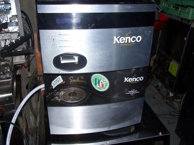 A KENCO SINGLES COFFEE MACHINE